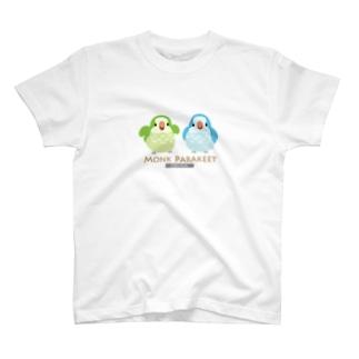 オキナインコ T-shirts
