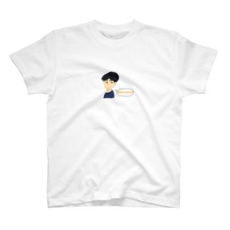 What's wrong Sukashi-kun T-shirts
