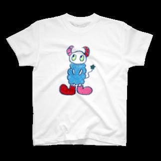 space a:kumoのa:kumoシリーズ T-shirts