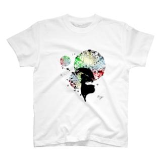 詠み人知らず T-shirts