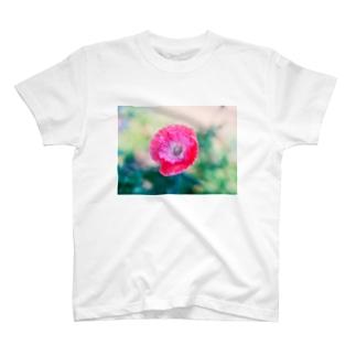 宝石のポピー T-shirts