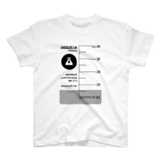 チョコレートラボTシャツ T-Shirt