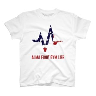 """AFG LIFE """"USA"""" T-Shirt"""