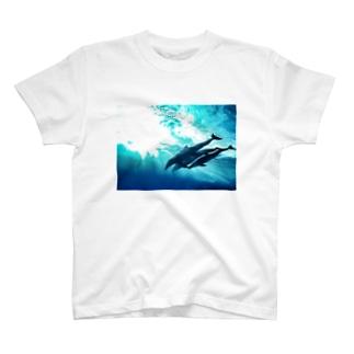 イルカLove♡ T-shirts