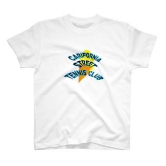 テニスボールアイスクリーム T-Shirt
