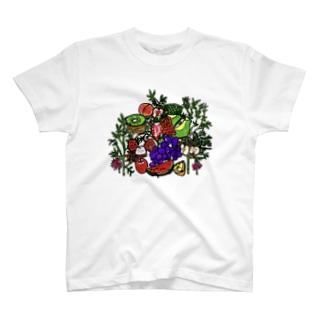 フルーツレジェンド T-shirts
