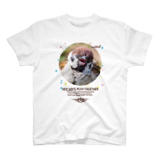 東京すずめ「Hello♪」 T-shirts