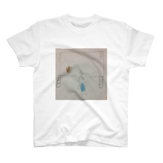 MCぴろしきが宿泊学習でカレーを作った時の様子 T-shirts