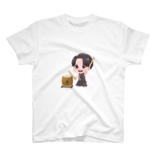 太鼓あっきー T-shirts