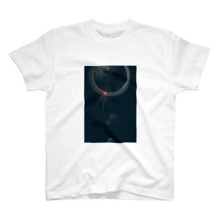 夜と月 T-Shirt