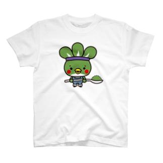 粉ドリ君 T-shirts