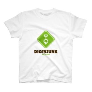 DIGオリジナル T-shirts