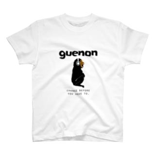 guenon osaru T-shirts