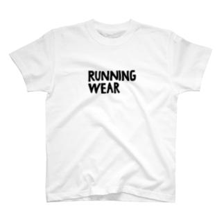 RUNNING WEAR T-shirts