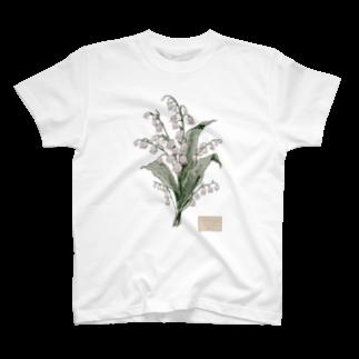 veludoの谷間の姫百合 T-shirts