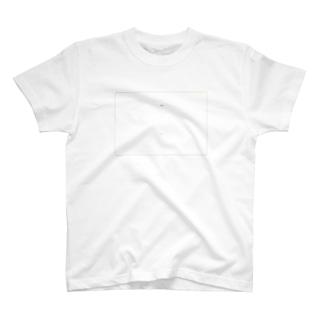 白い原稿用紙(3) T-shirts