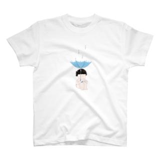 アイデア降ってこないかな T-shirts