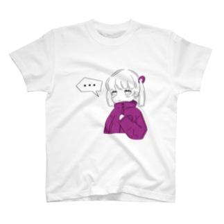 ritoのムラサキイモちゃん T-shirts