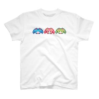 さんしまい T-shirts