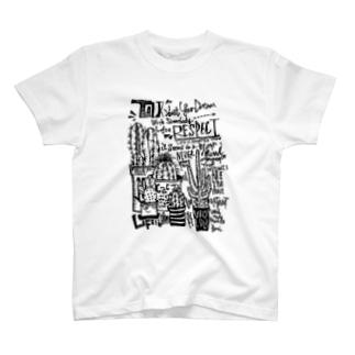 cacutus T-shirts
