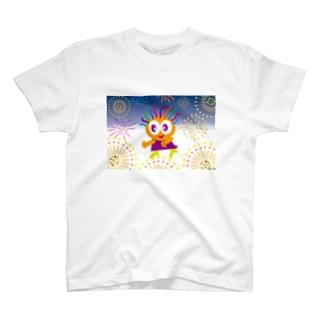 クレコの花火大会 T-shirts