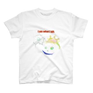I am what I am. T-shirts