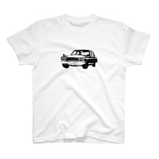 ハコスカGT-R T-shirts