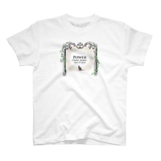 力が出るパワーTシャツ T-shirts