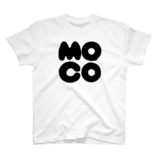 mocoT(くろもじ) T-shirts