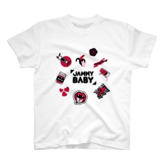 JAMMY BABY T-shirts