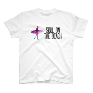 Soul on the beach  T-shirts