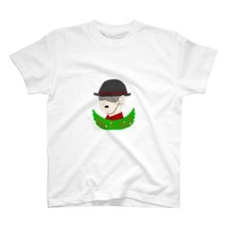 知らないおじさん T-shirts