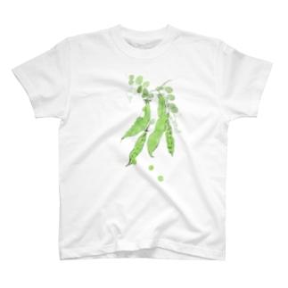 ももろ の豆 T-shirts