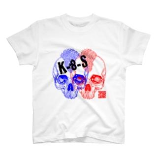 ドッペル米八そばゲンガー T-shirts