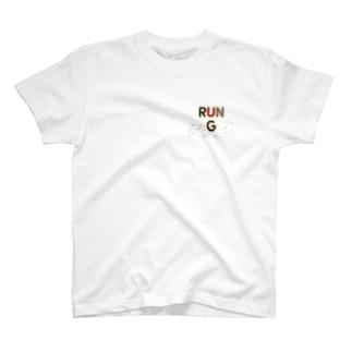 RUN GOOD T-shirts