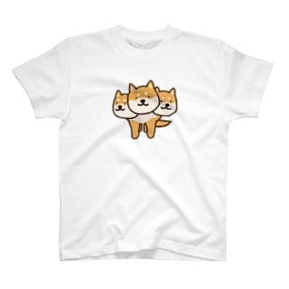 しばベロス(前) T-shirts