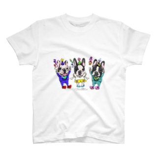 フレブル ウッディー T-shirts