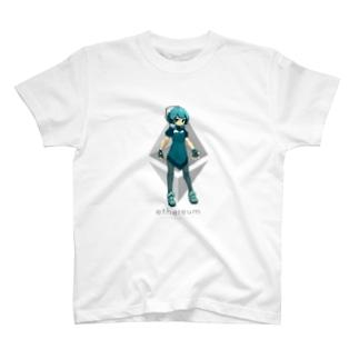 ETH子ちゃん T-shirts