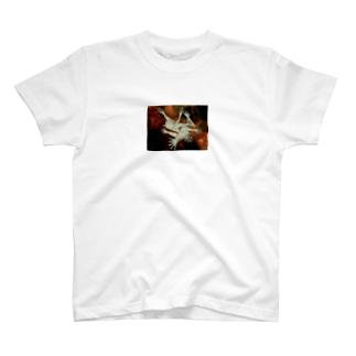 宇宙とタトゥー T-shirts