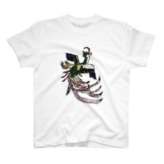 鳳凰パート2 T-shirts