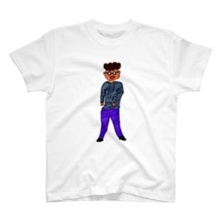 自画像パート2 T-shirts