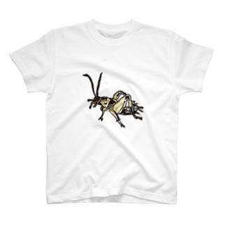 コオロギ T-shirts