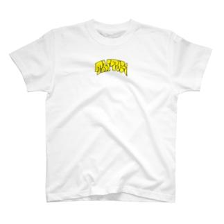 台東区Tシャツ [HIWAI黄] T-shirts