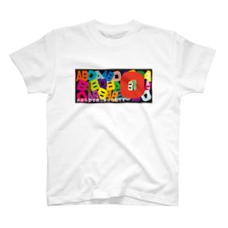 血液型O型 T-shirts