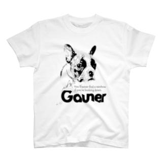 フレンチブルドッグT T-shirts