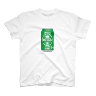 缶ビール T-shirts