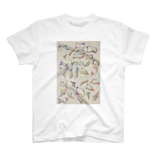 Flags B T-shirts