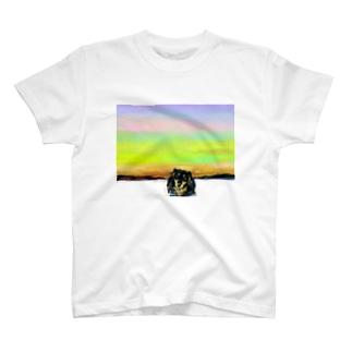 黒ダックス T-shirts