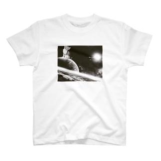 SPECE CAT T-shirts