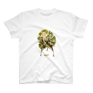 ゾーレの陽目 T-shirts